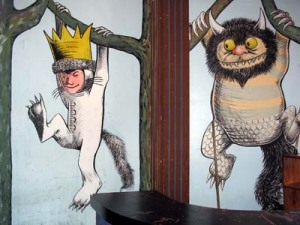 Maurice Sendak, Where the Wild Things Are, Max, children's book, picture book, Halloween costume