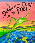 Tony Mitton, children's book, Down by the Cool of the Pool, Kohls Cares