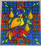 Faux Stained Glass Kit