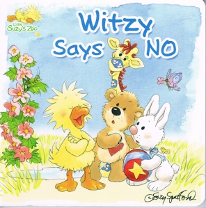 Witzy Says No, Little Suzy's Zoo