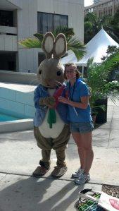 Peter Rabbit, Miami Book Fair
