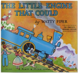 The Little Engine That Could, by Watty Piper