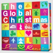 The Global Christmas Pam Renzi Ashleigh Green self-published book cover Balboa Press